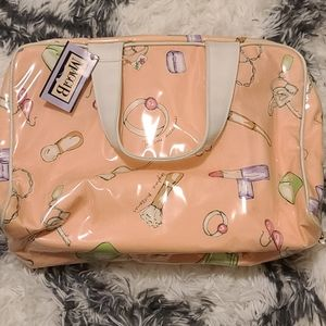 MaggiB cosmetics travel large New qith tag